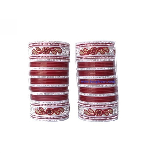 Wedding Bangle Set Chura Set