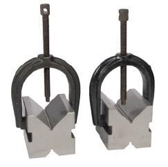 Tool Makers Vee Block Clamping Sets