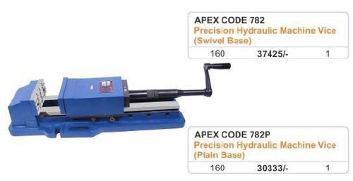 Precision Hydraulic Machine Vice