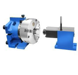 Indexing Milling Fixture - Horizontal & Vertical
