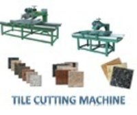 Laterite and Lime Stone Tile Cutting Machine