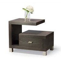 Traditional Wooden Side Table