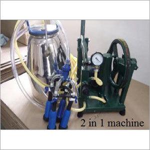 2 In 1 Milking Machine