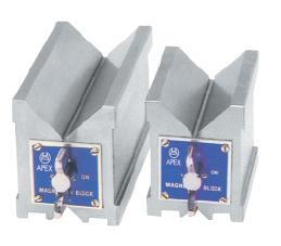 Magnetic V Blocks Hardened