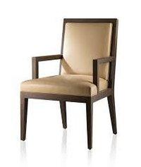 Modern Wooden Upholstery Chair