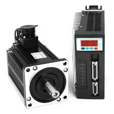 Industrial Servo Drive with Servo Motor