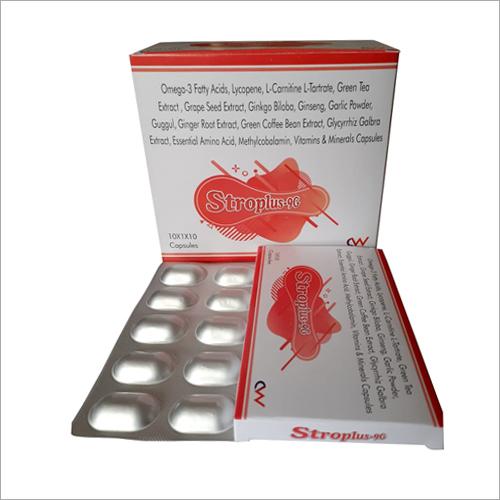 Omega 3 Fatty Acids Lycopene L Carnitine L Tartrate Capsules
