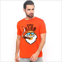 Mens Graphic Printed T-Shirt