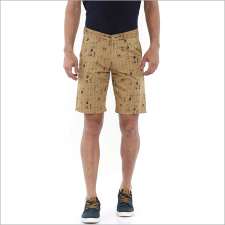 Uh Boy Chino Printed Shorts