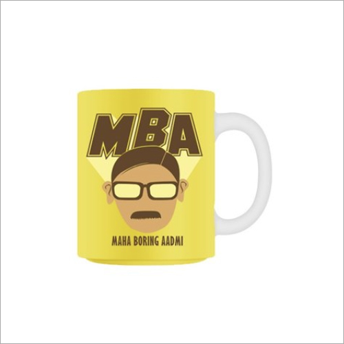 MBA Coffee Mug