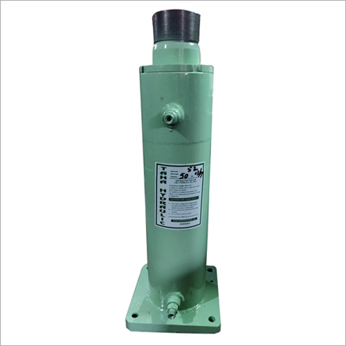 Double Acting Taha Hydraulic Press Jack