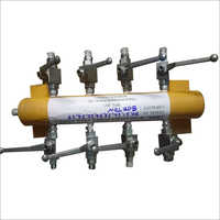 Taha Hydraulic Distributor For Hydraulic Jack