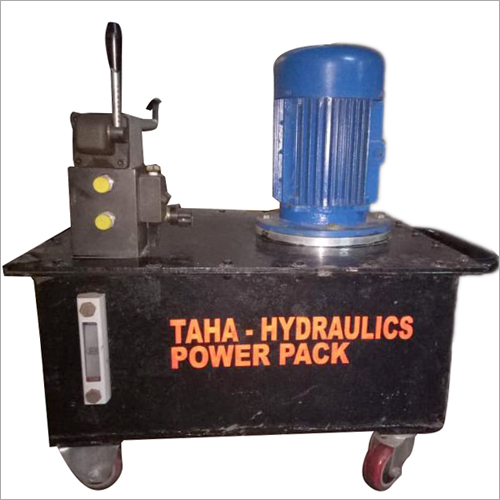 Taha Hydraulic Jack And Power Pack