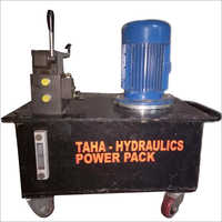 Hydraulic Jack And Power Pack