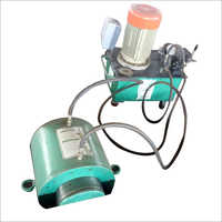 Hydraulic Jack With Hydraulic Power Pack