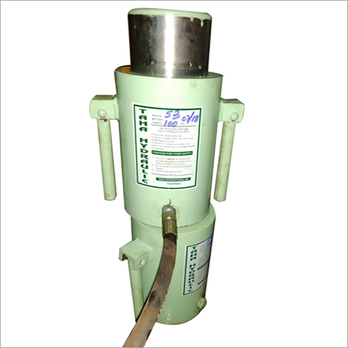 Hydraulic Plain Ram Spring Return Hydraulic Jack