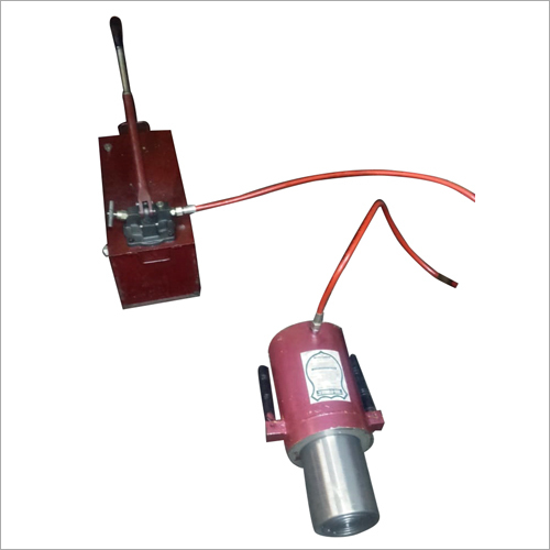 Hydraulic Vertical And Horizontal Operating Hydraulic Jack