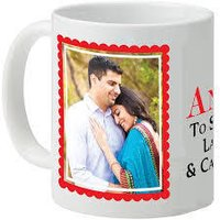 Ceramic White Sublimation Mugs
