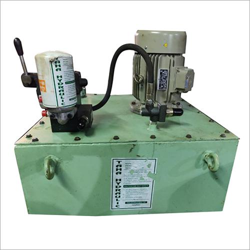 液压动力机组