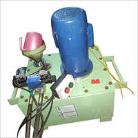 Hydraulic Push Button Power Pack