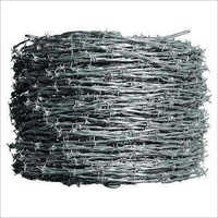4 MM Galvanized Barbed Wire