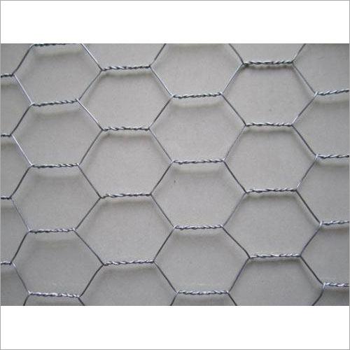 Hexagonal Galvanized Wire Mesh