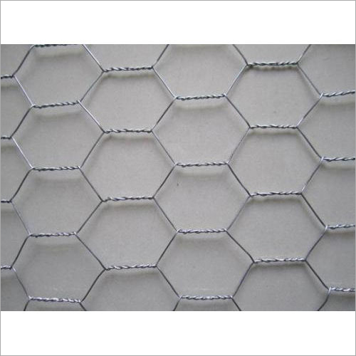 Hexagonal Galvanized Wire Mesh