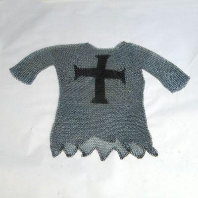 Templar Chain Mail Shirt