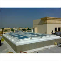 GRP Adaptors Mono Pitch Skylight Service