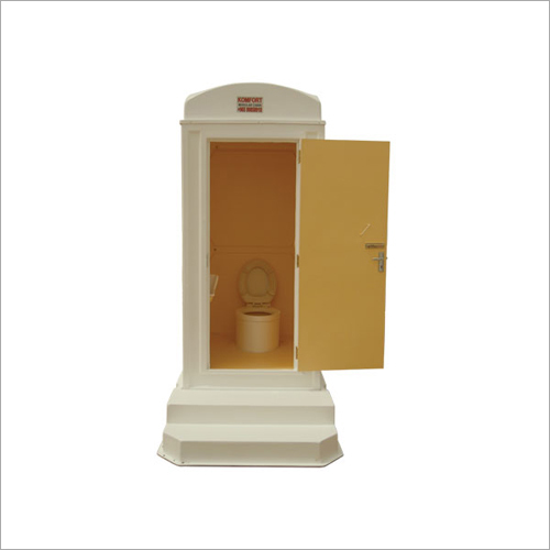Christina Chemical Toilet Spartan - Western Style Portable Toilet