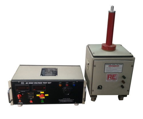 AC High Voltage Test Set