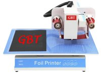 Golden And Foil Printing Machine
