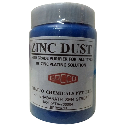 500 gm Purifier Zinc Plating Chemicals