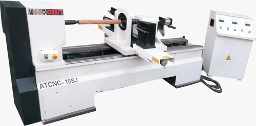 CNC TURNING  & ENGRAVING MACHINE