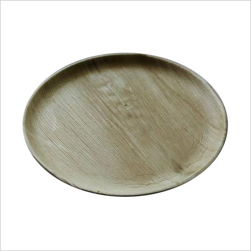 Areca Leaf Plate / Round / 12 inch / Shallow