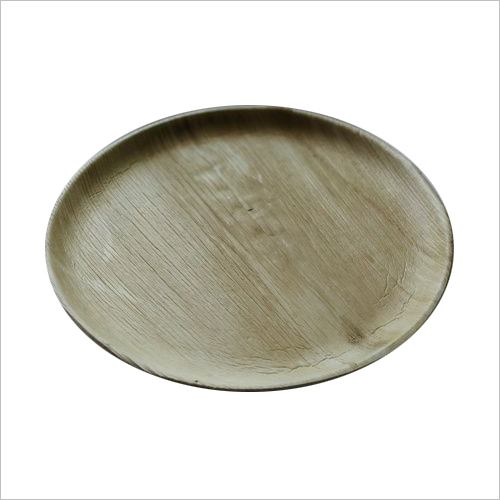 Areca Leaf Plate / Round / 12 inch / Shallow