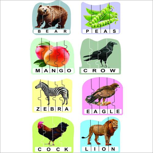 Animal Picture Puzzle