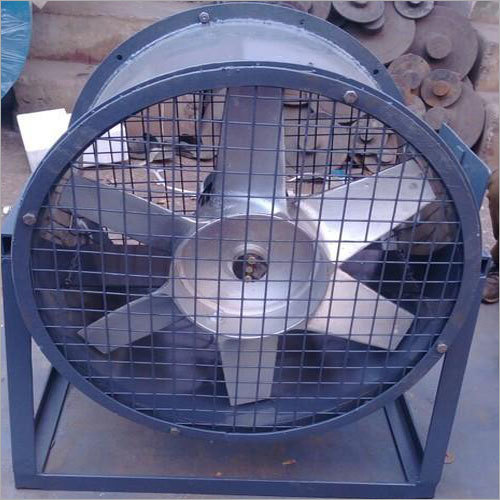 Axial Flow Fan With Stand