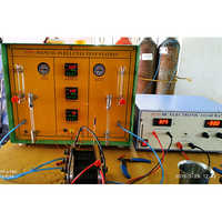 Fuel Cell Test Station