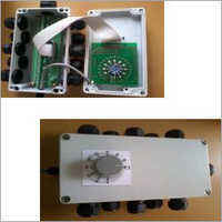 Multiplexer Junction Box-Rotary Switch