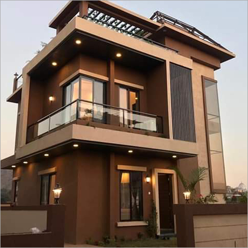 Villa Exterior Designing Services