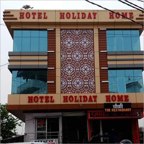 Hotel Exterior Designing Services