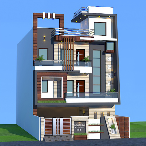 Banglow Exterior Designing Services
