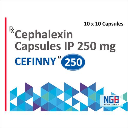 250 MG Cephalexin IP Capsule