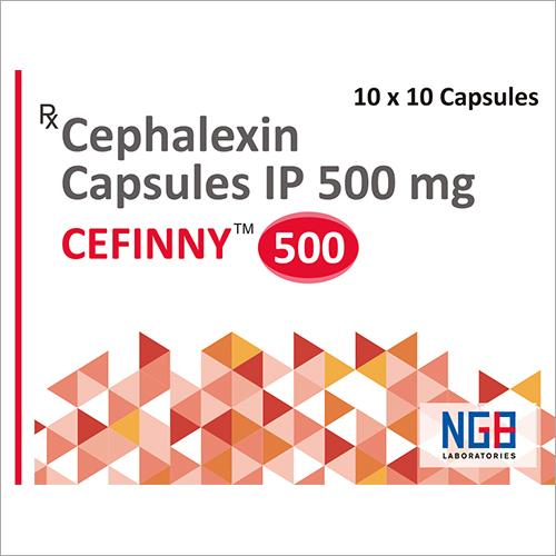 500 MG Cephalexin IP Capsule