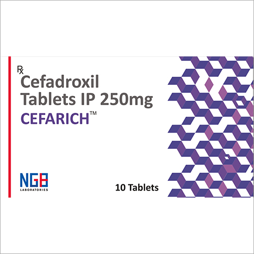 250MG Cefadroxil Tablets