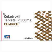 500MG Cefadroxil Tablets
