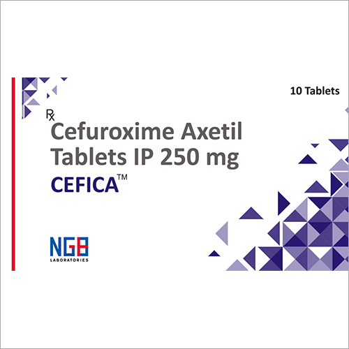 250 MG Cefuroxime Axetil Tablets