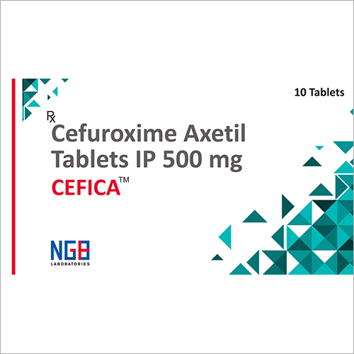 500 MG Cefuroxime Axetil Tablets