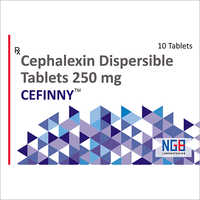 250 MG Cephalexin Dispersible Tablets